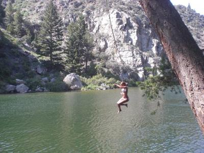 rope swing, Ennis Montana, thrill seeking, adrenaline junkie, The Moose, The Pinnacle, free adventure