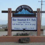 Blue Mountain Trading Post and RV Park