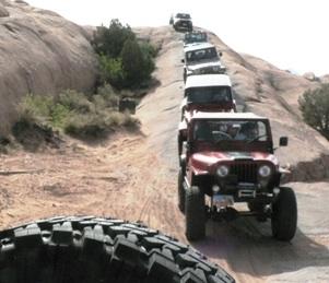 2016 Jeep Safari Week