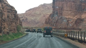 Moab Jeep Safari Week