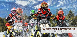 Snowmobile Expo. West Yellowstone