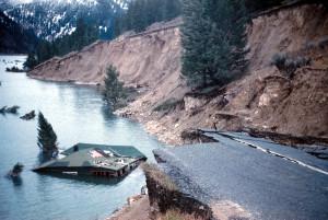 Hebgen Lake 1959